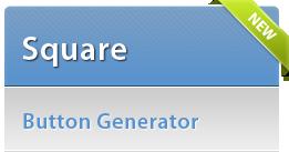 square 3d buttons